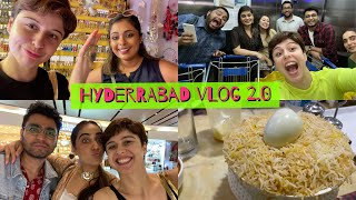 Hyderabad Vlog 2.0 || Ikea, Influencer Con & Biryani!