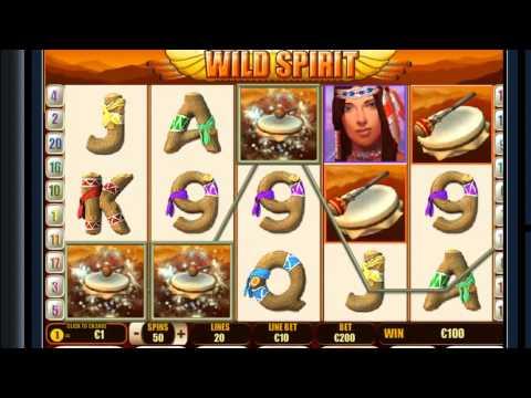 Игровой автомат Wild Spirit: Сокровища индейского племени - обзор от клуба IgrovoyZal.com