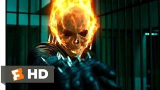 Ghost Rider - Prison Break Scene (6/10) | Movieclips