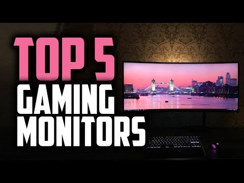 Best Gaming Monitors in 2019 - 144Hz, G-Sync, Budget & More!