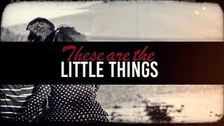 Stevie Hoang   Little Things (Lyric Video)