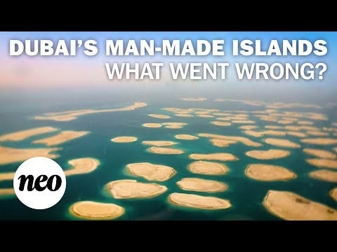 Why Dubai's Man-Made Islands Are Still Empty - neo