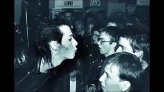 bauhaus live at University of London 1980