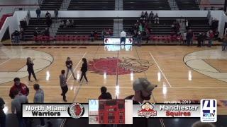 North Miami Boys Varsity Basketball vs Manchester
