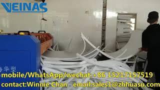 EPE sheet cutting machine