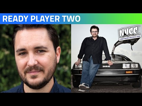 Ready Player Two | A Conversation with Ernest Cline and Wil Wheaton