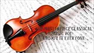 Masterpieces of Classical Music Vol3