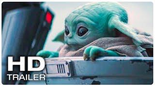 THE MANDALORIAN Season 2 Official Trailer #1 (NEW 2020) Star Wars, Disney Series HD