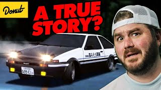 Initial D - Everything You Need To Know | Up to Speed