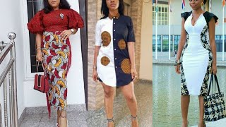 Trendy Ankara Styles || African Print Dress For Women || African Dresses || African Clothing