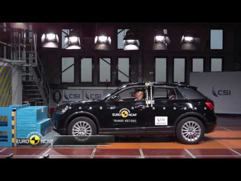 Euro NCAP Crash Test of Audi Q2