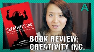 4 Things I Learned from Creativity Inc // Book Review   ARTiculations