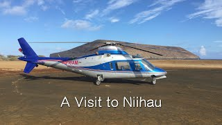 "A visit to Niihau - the ""Forbidden Island"" (December 9, 2016)"