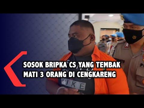 Penampakan Bripka CS yang Tembak Anggota TNI dan Pegawai Kafe di Cengkareng