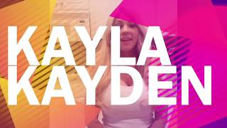 "Porn Star Kayla Kayden - ""Show Me Sapphire"" Featured Entertainer"