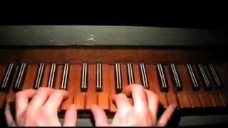 Estampie (2007), Italienische Orgel (1777) im Dom zu Lübeck