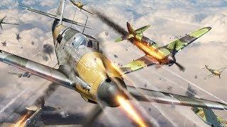 """""""Принципы воздушного боя"""" - War Thunder. Обучение, часть 7. Авиация (аркадный режим)"""