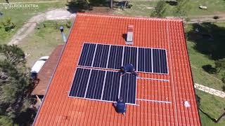 Impiant Fotovoltaik - Divjake