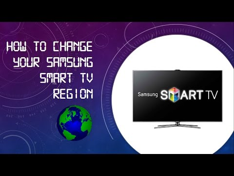 Download How To Change Your Samsung Smart Tv Region Or