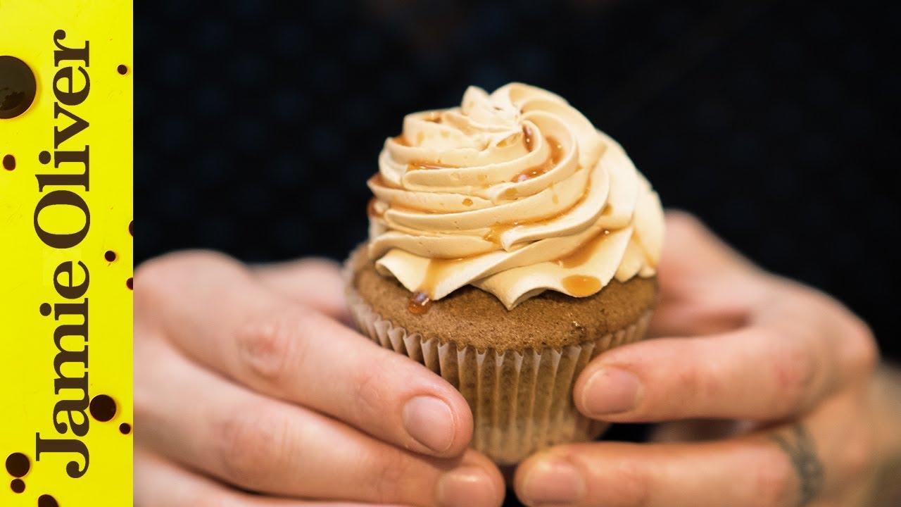 jamie oliver carrot cake cupcakes