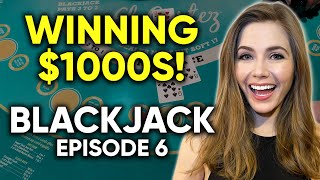 Blackjack EPIC Winning Run! How Many $1000s Can I Cash Out?