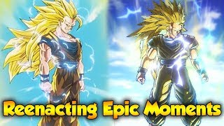 Epic Moments in Dragon Ball Z! Part 2 Xenoverse 2 Edition - Dragon Ball Xenoverse 2