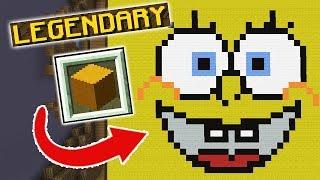 ONLY CARPET CHALLENGE! (Minecraft Build Battle)