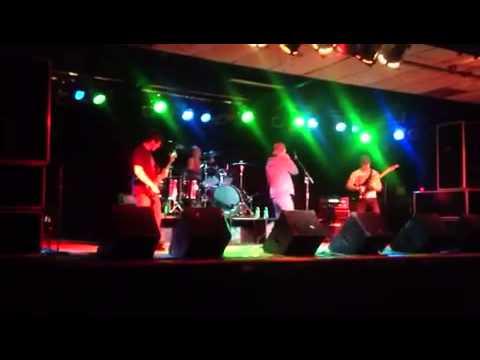 """Lost in the Gray - """"Downfall"""" live at alrosa villa 1-19-14"""