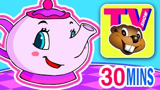 """I'm a Little Teapot"" 