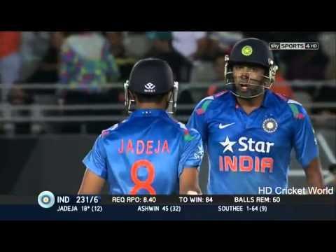 सबसे बड़ी कभी क्रिकेट मैच को खत्म