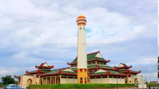 preview picture of video 'Laungan Azan Masjid Beijing,Rantau Panjang'