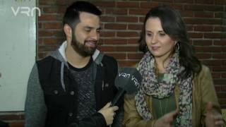 Elena Witt y Harold Guerra en MDP- Entrevista- VRN