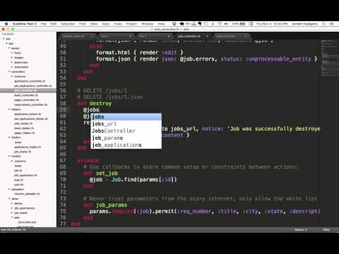 Ruby variable types and variable scope