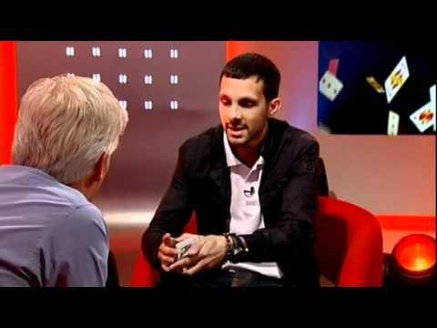 Dynamo magician interview on This Morning   7th July 2011