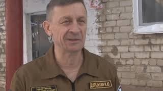 Телеканал Амурск - В квартиры многодетных семей установили пожарные извещатели