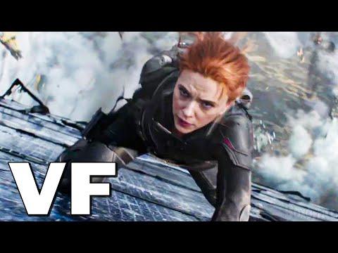 BLACK WIDOW Bande Annonce VF (Nouvelle, 2021) Scarlett Johansson, Série Marvel