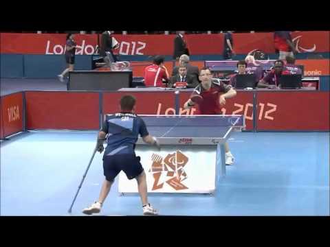 Amazing Para-Olympic Moment!