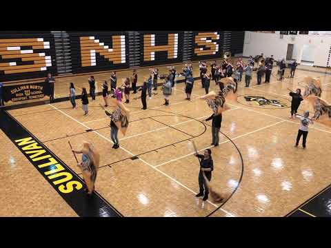 Video: Another practice and angle of Disney performance for North marching band