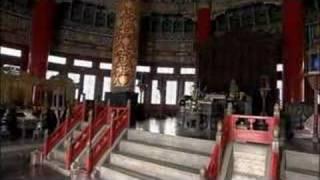 天壇(世界遺産) [中国大紀行DVD 第10巻 北京逍遥 より]