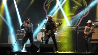 "Turbonegro - Rock Against Ass ""Live@Gröna Lund"""