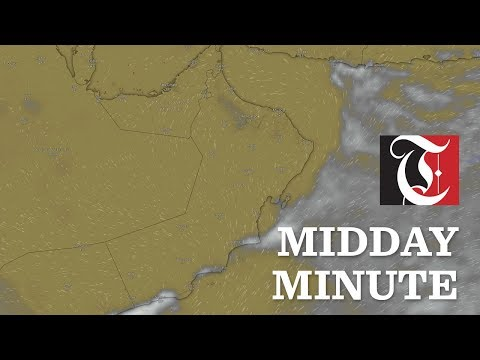 Midday Minute: Rain expected in parts of Oman