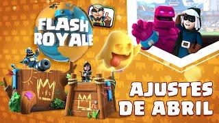 """Clash Royale: Flash Royale, Temporada 10 """"El Atraco"""" 👑🌳"""