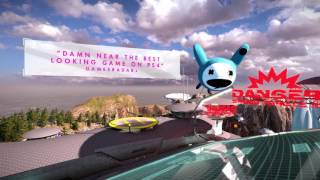 Defy gravity and tear up the racing track in WipEout Omega Collection