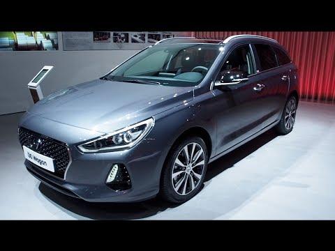 Hyundai I30 Wagon Универсал класса C - рекламное видео 2