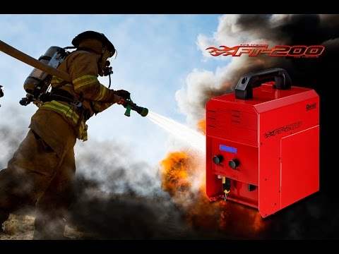 ANTARI FT-200 Fogger. Fire training fog machine