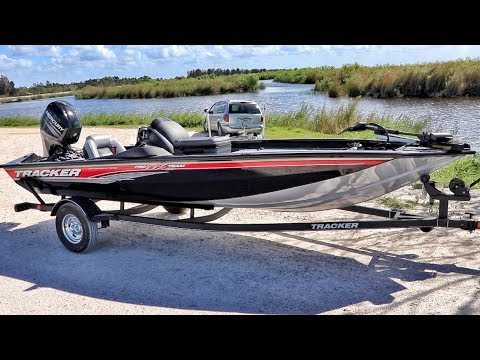 Buying My First Boat!! Tracker Pro Team 175 Boat Tour!