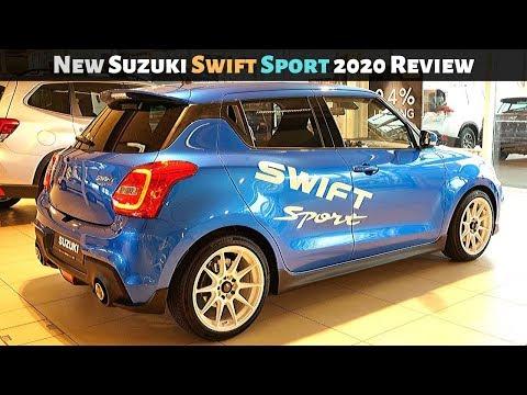 New Suzuki Swift Sport 2020 Review Interior Exterior