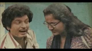 Kishore Kumar and Usha Mangeshkar_Maaf Kar Do