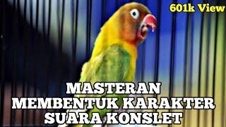 MASTERAN - MEMBENTUK KARAKTER SUARA KONSLET