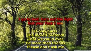 Please Don't Ask Me - John Farnham (Karaoke) HD